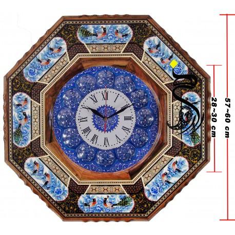 بازار هنر-ساعت خاتم مینا کد 113-bazarhonar.com