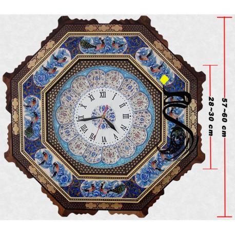 بازار هنر-ساعت خاتم مینا کد 114-bazarhonar.com