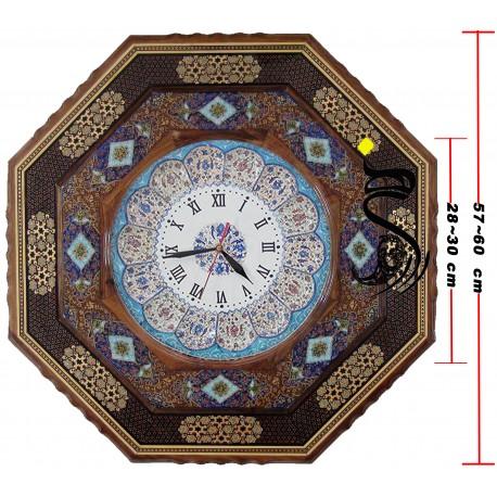 بازار هنر-ساعت خاتم مینا کد 115-bazarhonar.com