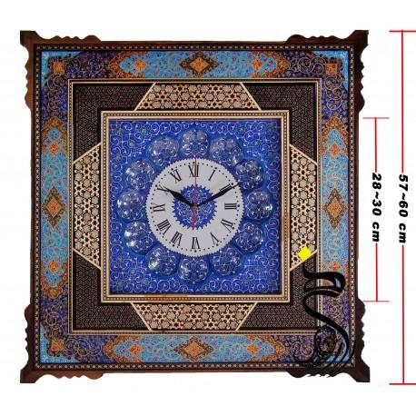 بازار هنر-ساعت خاتم مینا کد 116-bazarhonar.com