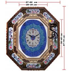 بازار هنر-ساعت خاتم مینا کد 119-bazarhonar.com