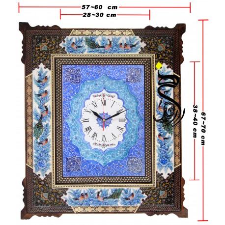 بازار هنر-ساعت خاتم مینا کد 123-bazarhonar.com