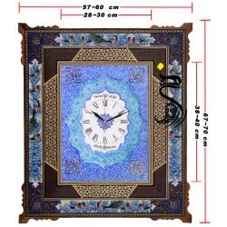بازار هنر-ساعت خاتم مینا کد 124-bazarhonar.com