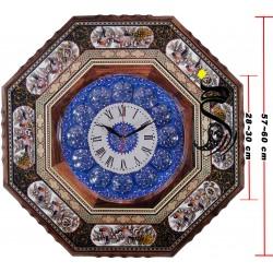 ساعت خاتم - میناکاری کد 111