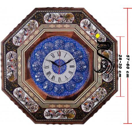 بازار هنر-ساعت خاتم مینا کد 111-bazarhonar.com